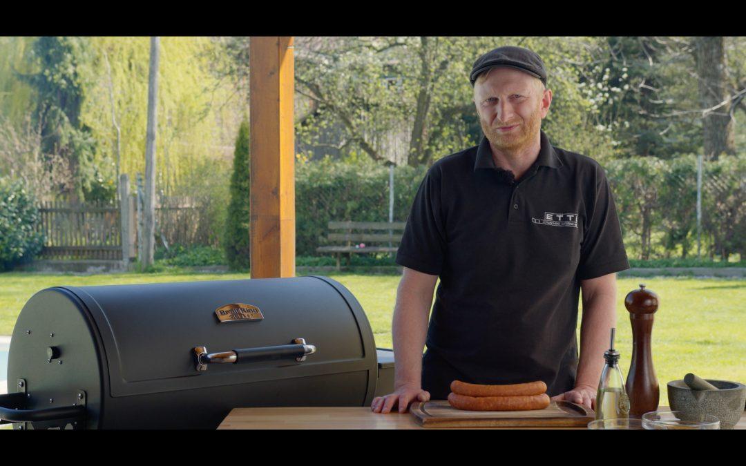 Kurz und Knackig – Die Käsekrainer