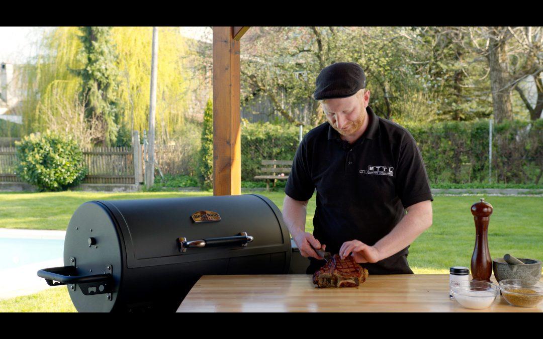 Kurz und Knackig – T-Bone-Steak
