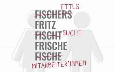 Ettls Fritz ist auf der Suche